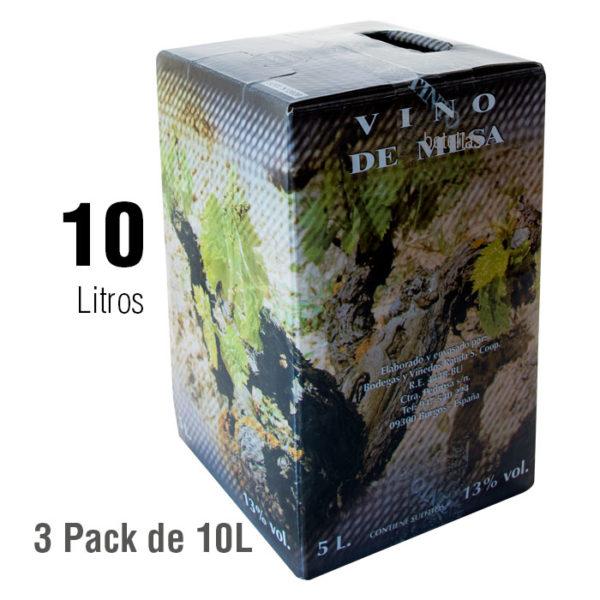 LOTE_VINOMESA_10L_3packde10